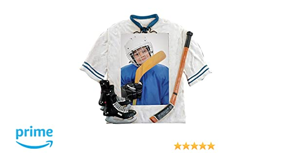 Hockey Jersey Picture Frame 3514S