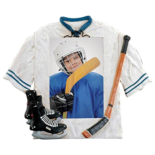 Hockey Jersey Picture Frame -