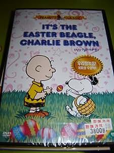 It's The Easter Beagle, Charlie Brown (1976) / REGION FREE NTSC DVD / Audio: English, Korean / Subtitles: English, Korean / Actors: Todd Barbee, Melanie Kohn, Stephen Shea, Linda Ercoli, Lynn Mortensen / Director: Phil Roman / 50 minutes
