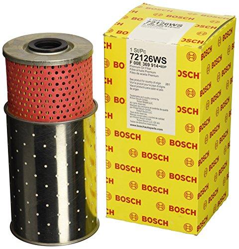 Bosch 72126WS / F00E369914 Workshop Engine Oil Filter