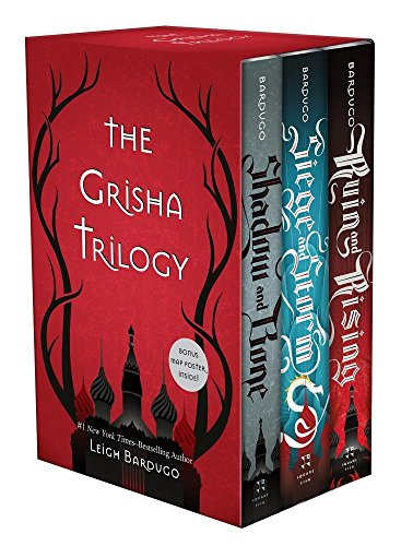 The Grisha Trilogy Boxed Set (The Grisha, #1-3)