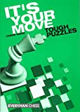 It's Your Move: Tough Puzzles (everyman Chess)-Chris Ward