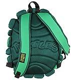 Bioworld TMNT Shell Backpack Green (Standard)