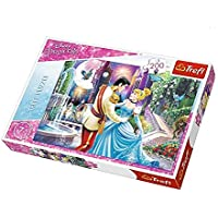 Trefl Çocuk Puzzle Princess Dancing In The Moon. Disney 200 Parça