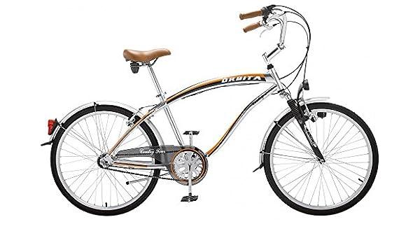 Bicicleta Cruiser Orbita Country Tour H26 3v Nexus: Amazon.es ...