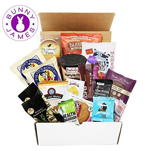 Premium Natural, Organic, Non-GMO Gourmet Healthy Sweet Snacks 'Harvest Box'