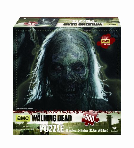[Cardinal Industries Walking Dead Puzzle (Styles May Vary)] (Walking Zombie)