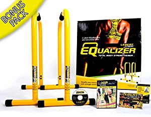 Lebert Fitness Equalizer Fitness Yellow