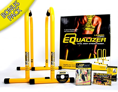 Lebert Fitness Equalizer Yellow Bonus Pack