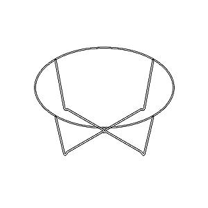 BUNN 7175 Filter Support Basket for Beverage Dispenser