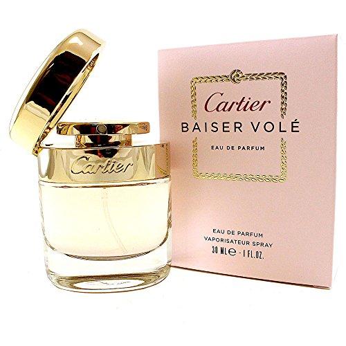 Cartier Baiser Vole Eau De Perfume Spray for Women, 1 Ounce