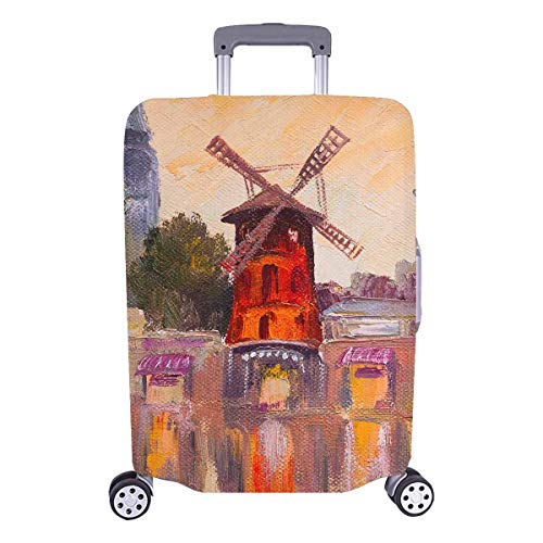 Collage RaanPahMuang Henri de Toulouse-Lautrec Travel Bag
