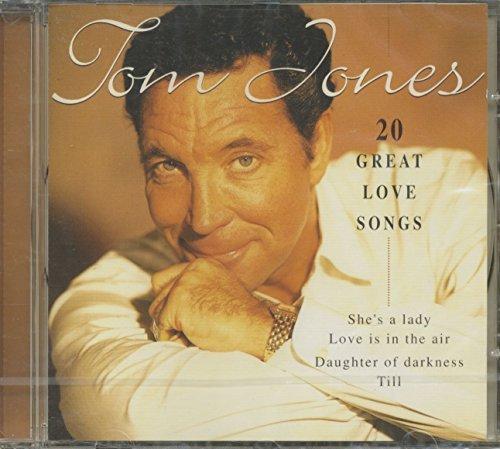 Tom Jones - 20 Great Love Songs - Zortam Music