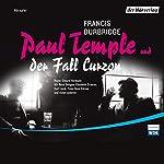 Paul Temple und der Fall Curzon | Francis Durbridge