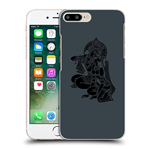 GoGoMobile Coque de Protection TPU Silicone Case pour // Q08140606 Hindou 5 Arsenic // Apple iPhone 7 PLUS