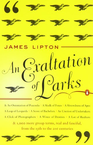 An Exaltation of Larks: The Ultimate Edition (Alphabet The Ultimate)