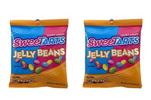 Sweetarts Jelly Beans 3.7 oz Bag
