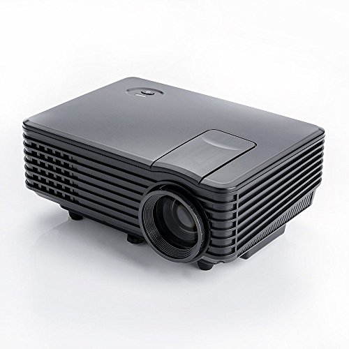Rd 805 projector mini pico portable projector home theater for Compare mini projectors