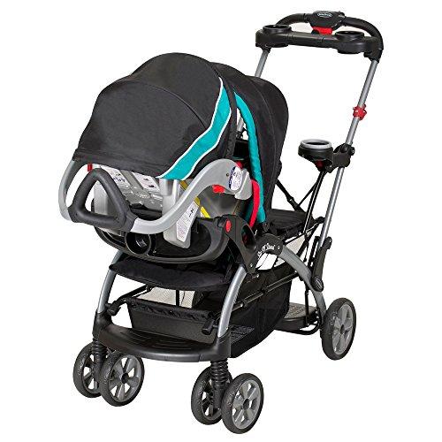 baby trend sit n stand ultra stroller tropic toddler transport strollers. Black Bedroom Furniture Sets. Home Design Ideas