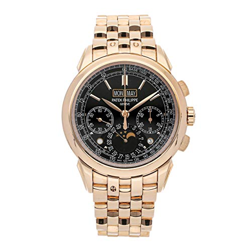Patek Philippe Grand Complications Mechanical (Hand-Winding) Black Dial Mens Watch 5270/1R-001 (Certified Pre-Owned) ()