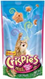 Friskies Crispies Salmon Cat Food, 2.10-Ounce (Pack of 10)