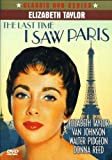 The Last Time I Saw Paris by Tgg Direct