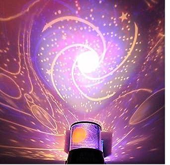 Diy Sternenhimmel diy romantische galaxy sternenhimmel projektor nachtlicht für