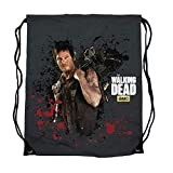 Walking Dead Daryl Dixon Cinch Bag