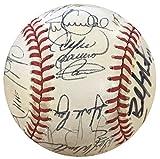 1996 Florida Marlins Autographed Official National League Baseball