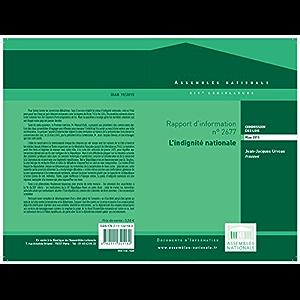 Rapport d'information sur la peine d'indignité nationale (French Edition)