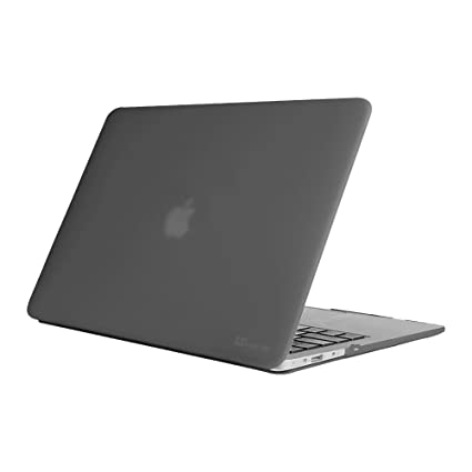 Fintie Funda para MacBook Air 13 - Súper Delgada Carcasa Recubierto de Goma Protector de Plástico Duro para Apple MacBook Air 13.3