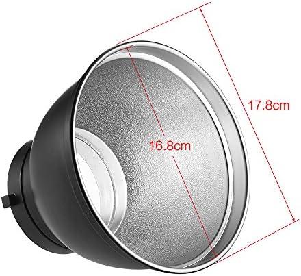 Andoer 7 Standard Reflektor Diffusor Lampe Schirm Dish Kamera