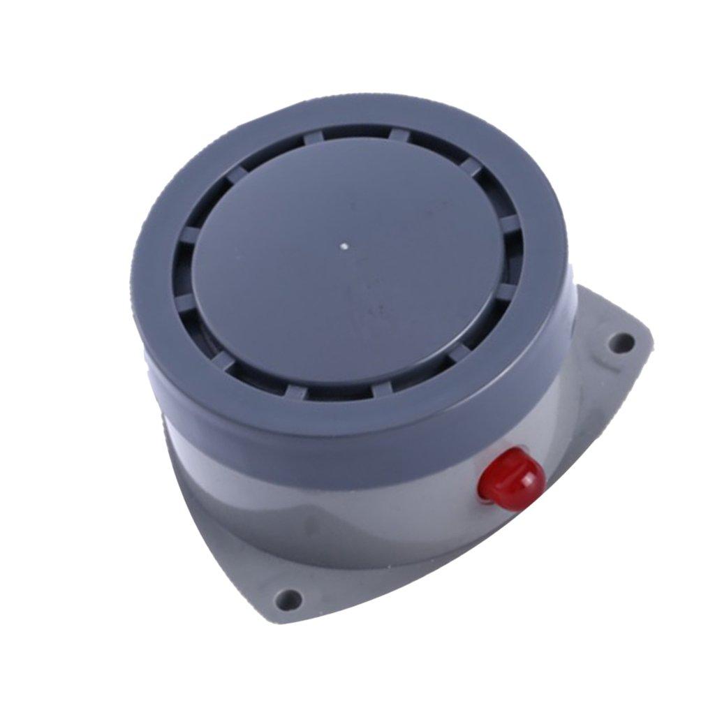 MonkeyJack Battery Powered Water Alarm Water Leakage Sensor Detector Kitchen Bathroom Sink Bath Tub Overflow Alarm