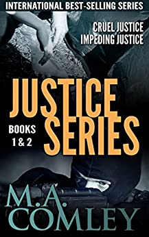 Justice Box Set Books 1 & 2: Fast paced thrillers by [Comley, M A ]