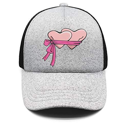 Era Hat Vintage (Lasso Heart Kids New era Cap Adjustable Vintage Hat for Boys Girls)