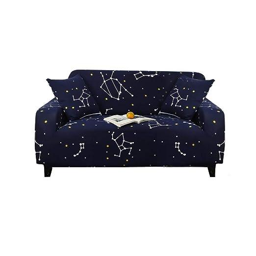 lembrd Funda de sofá Extensible de 1/2/3 plazas ...