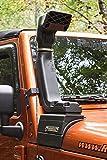 Rugged Ridge 17756.21 XHD Snorkel Kit; 07-18 Jeep