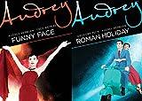 Audrey Hepburn 2-Movie Set: Funny Face & Roman Holiday Bundle
