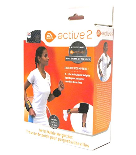 EA SPORTS ACTIVE 2 WRIST/ANKLE WEIGHTS by Sakar