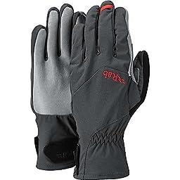Rab Vapour Rise Glove - Men\'s Slate Small