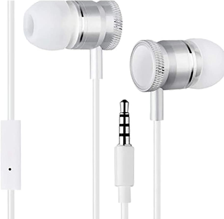 Cat Ear Headphones,Earbuds Bluetooth,3.5mm with Microphone Bass Stereo in-Ear Earphones Headphones Headset Earbuds,Noise Cancelling,Gaming Headphones,Wireless,Bluetooth Wireless Earphones