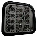 hummer h3 lights - IPCW LEDC-346S Platinum Smoke LED Front Park Signal Lamp - Pair