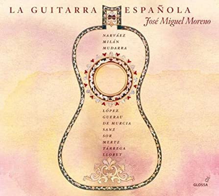 La Guitarra Espanola - Works by Milan, Guerau, Sor, Tarrega by ...
