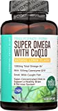 Cheap Whole Foods Market, Super Omega + CoQ10, 60 ct
