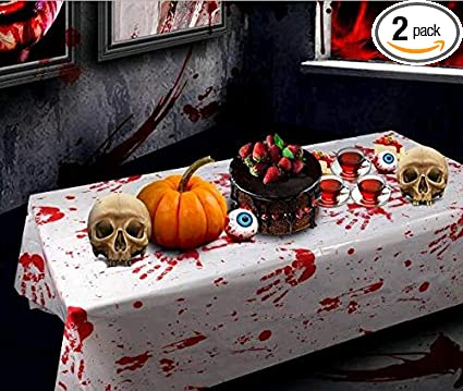 Amazon Zombie Party Tablecloths