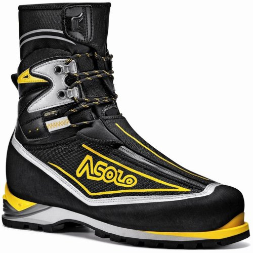 Asolo Eiger GV - Men's Black / Yellow