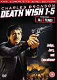 Death Wish 1-5 (Complete Collection) - 5-DVD Box Set ( Death Wish / Death Wish II / Death Wish III / Death Wish IV: The Crackdown / Death Wish V: [ NON-USA FORMAT, PAL, Reg.2 Import - United Kingdom ]