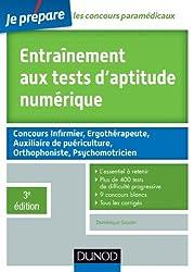 Entraînement aux tests d'aptitude numérique - 3e édition