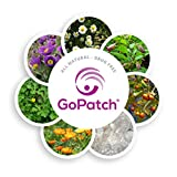 GoPatch Menstrual Cramps Patch, Natural PMS Pain