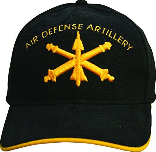 Air Defense Artillery Branch of Service Black Hat